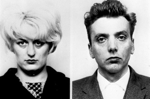 Moors Murderers Myra Hindley and Ian Brady-825896