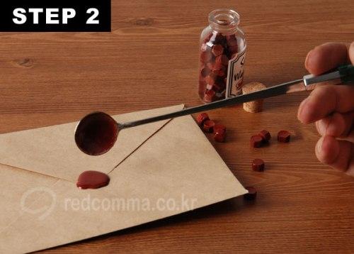 wax sealing 1