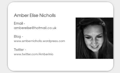 buisness card 1