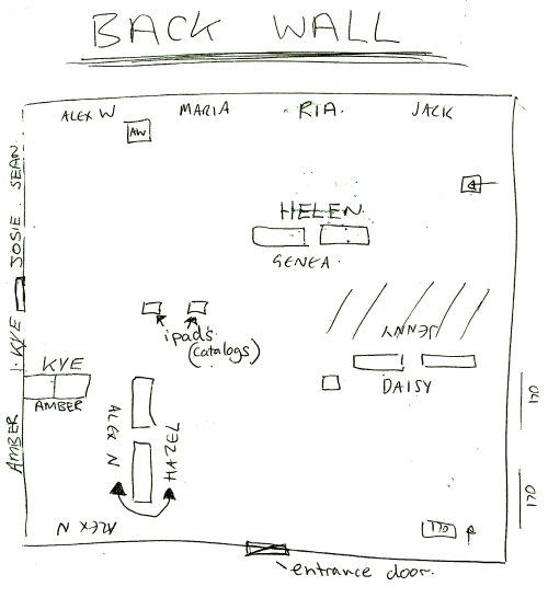 second gallery plan